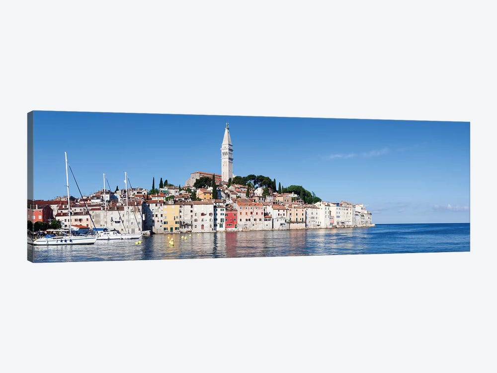 Basilica of St. Euphemia II, Rovinj, Istria, Croatia by Panoramic Images 1-piece Canvas Art Print