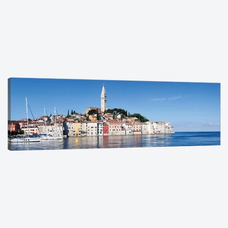 Basilica of St. Euphemia II, Rovinj, Istria, Croatia Canvas Print #PIM13976} by Panoramic Images Canvas Art Print