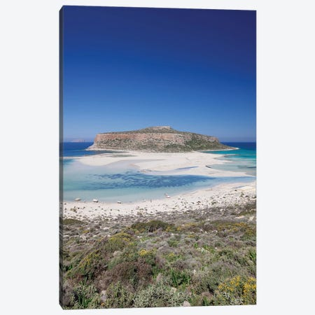 Cape Tigani II, Balos Lagoon, Kissamos, Chania, Crete, Greece Canvas Print #PIM13979} by Panoramic Images Canvas Artwork