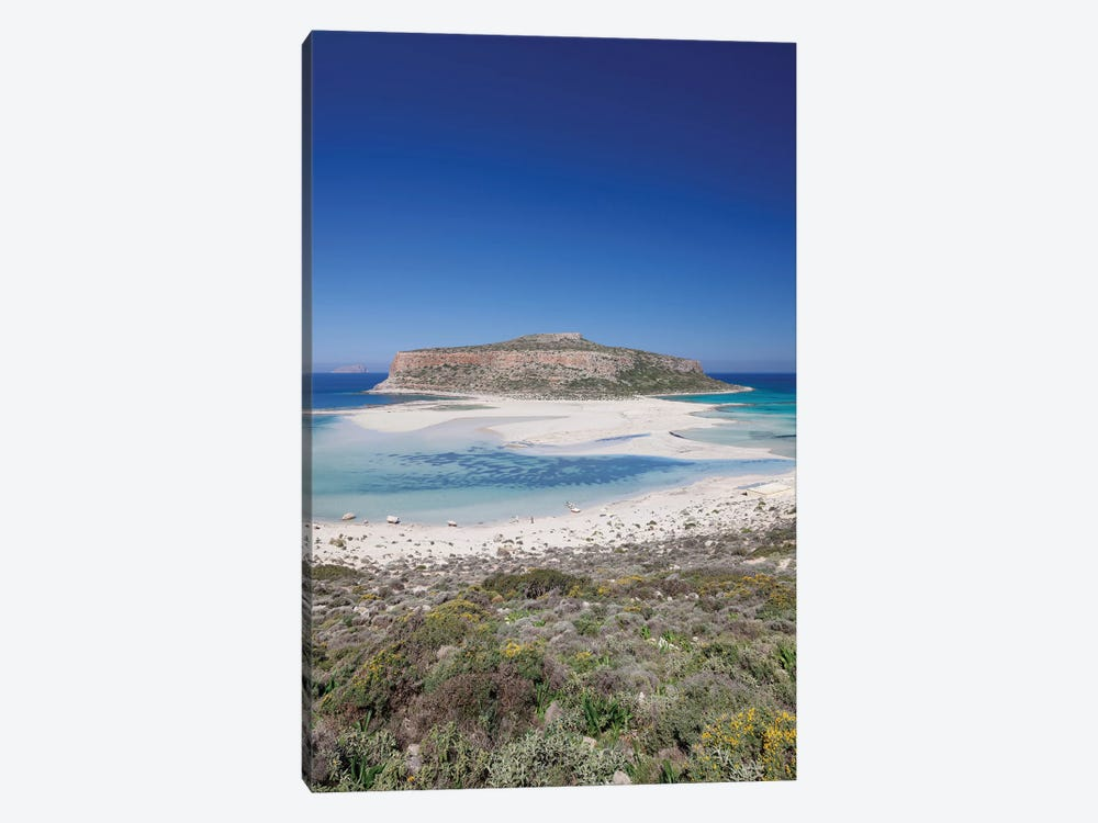 Cape Tigani II, Balos Lagoon, Kissamos, Chania, Crete, Greece by Panoramic Images 1-piece Canvas Art