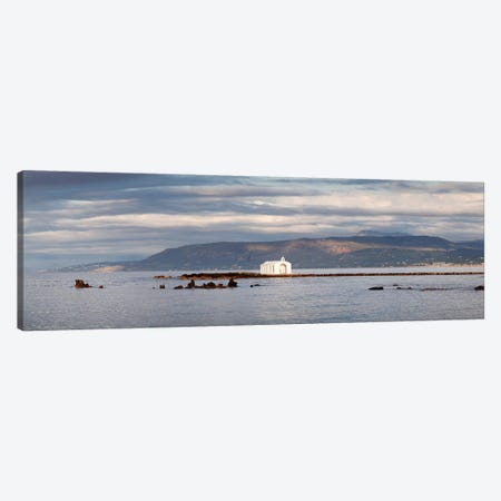 Agios Nikolaos Church, Georgioupoli, Chania, Crete, Greece Canvas Print #PIM13980} by Panoramic Images Canvas Print