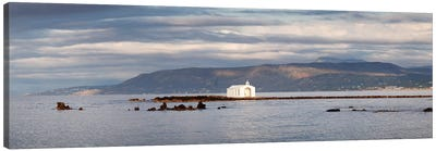 Agios Nikolaos Church, Georgioupoli, Chania, Crete, Greece Canvas Art Print