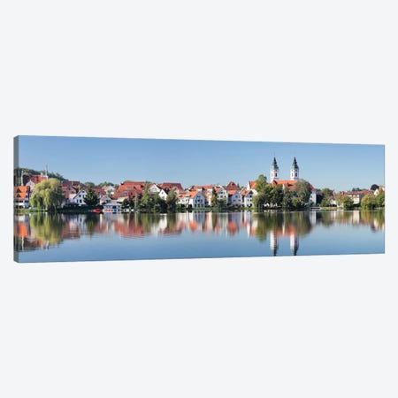 St. Peter's Church, Bad Waldsee, Ravensburg, Baden-Wurttemberg, Germany 3-Piece Canvas #PIM13986} by Panoramic Images Canvas Wall Art