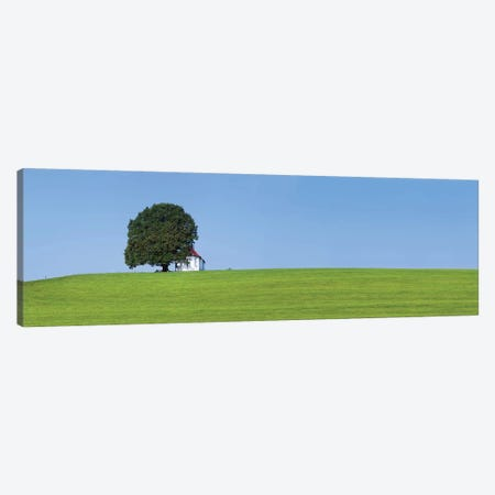 Heilig-Kreuz-Kapelle (Holy Cross Chapel) II, Amtzell, Ravensburg, Baden-Wurttemberg, Germany Canvas Print #PIM13987} by Panoramic Images Canvas Wall Art