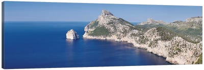 Cap de Formentor (Meeting Place Of The Winds) I, Majorca, Balearic Islands, Spain Canvas Art Print