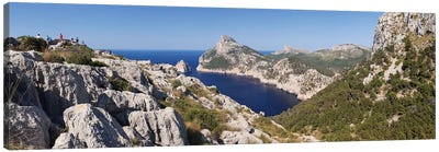 Cap de Formentor (Meeting Place Of The Winds) II, Majorca, Balearic Islands, Spain Canvas Art Print