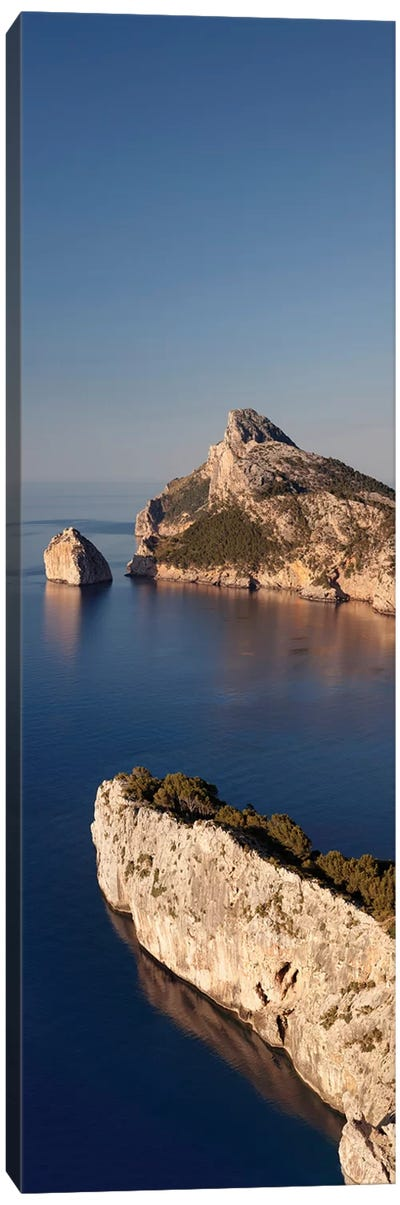 Cap de Formentor (Meeting Place Of The Winds) III, Majorca, Balearic Islands, Spain Canvas Art Print