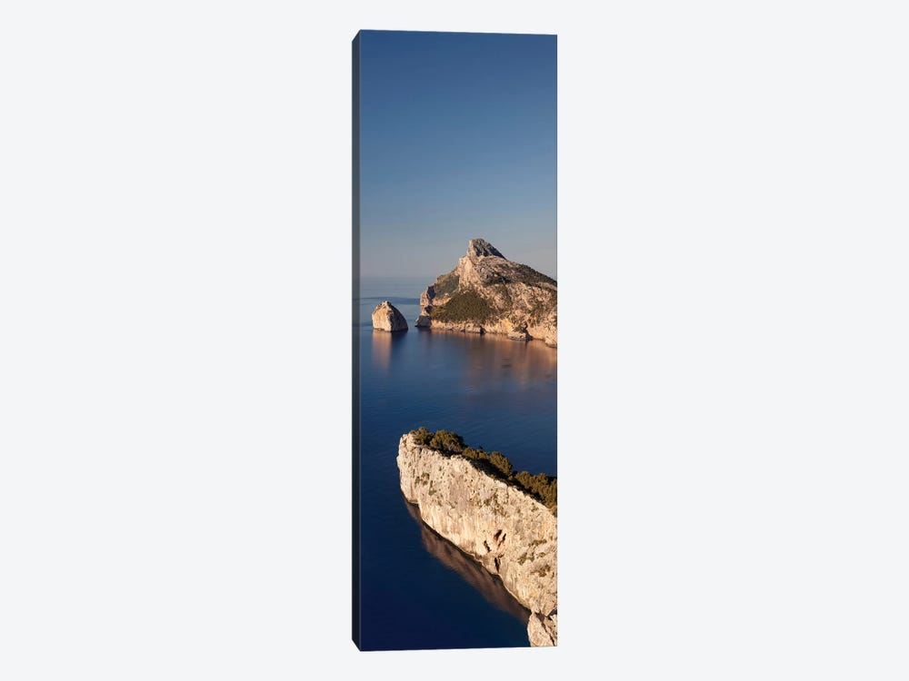Cap de Formentor (Meeting Place Of The Winds) III, Majorca, Balearic Islands, Spain by Panoramic Images 1-piece Canvas Print