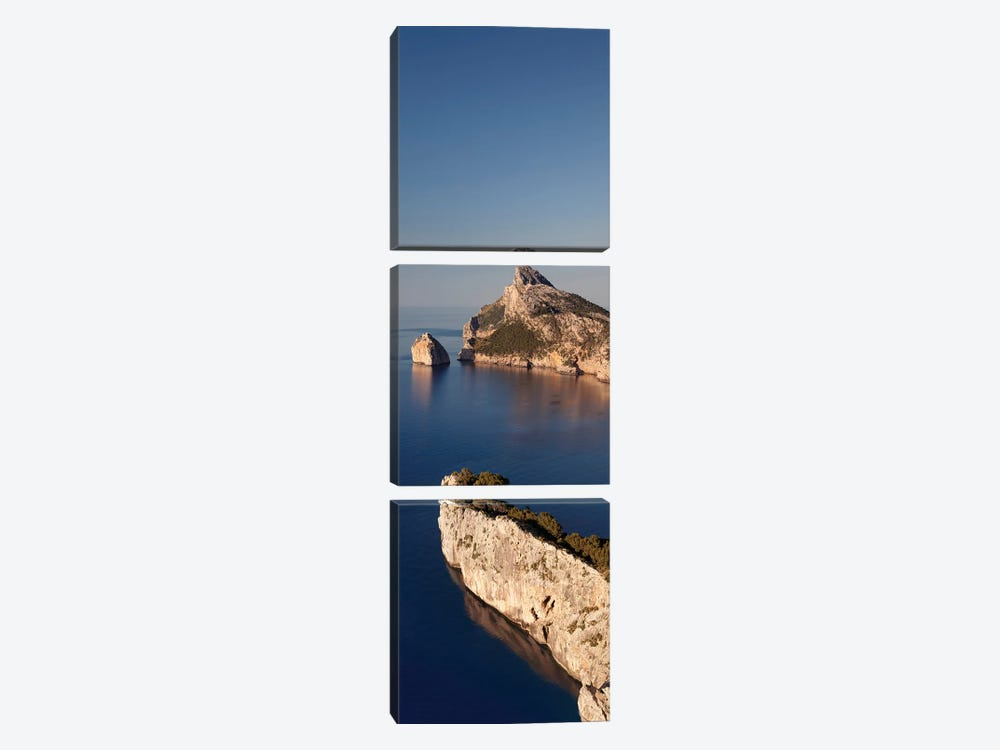 Cap de Formentor (Meeting Place Of The Winds) III, Majorca, Balearic Islands, Spain by Panoramic Images 3-piece Art Print