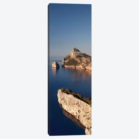Cap de Formentor (Meeting Place Of The Winds) III, Majorca, Balearic Islands, Spain Canvas Print #PIM13992} by Panoramic Images Canvas Artwork
