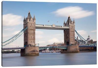 Tower Bridge I, London, England, United Kingdom Canvas Print #PIM13994