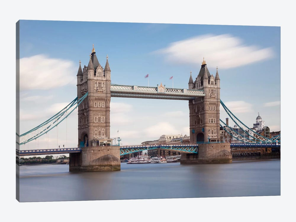 Tower Bridge I, London, England, United Kingdom by Panoramic Images 1-piece Canvas Print