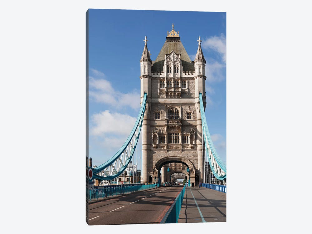 Tower Bridge II, London, England, United Kingdom by Panoramic Images 1-piece Art Print