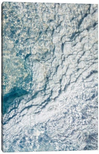 Silica Deposits III, Svartsengi Geothermal Power Station, Blue Lagoon Geothermal Spa, Grindavik, Sudurnes, Iceland Canvas Print #PIM14031