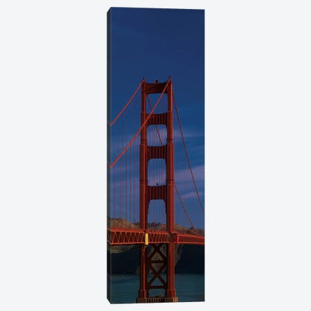 Golden Gate Bridge, San Francisco, California, USA Canvas Print #PIM14057} by Panoramic Images Canvas Art Print