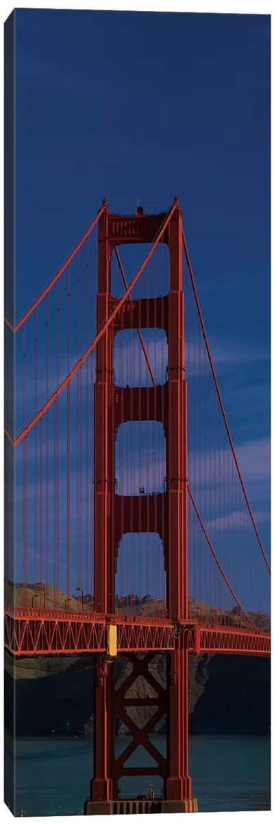 Golden Gate Bridge, San Francisco, California, USA Canvas Print #PIM14057