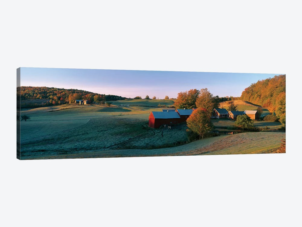 Countryside Landscape, Vermont by Panoramic Images 1-piece Art Print