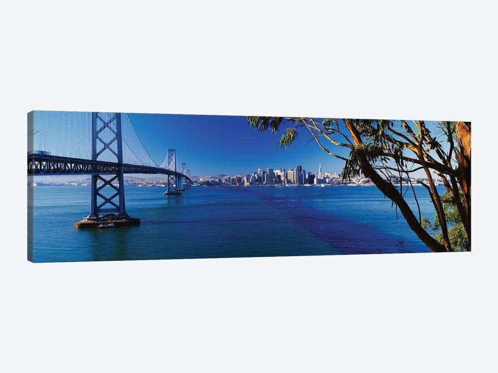 Downtown Skyline II, San Francisco, California 1-piece Canvas Artwork