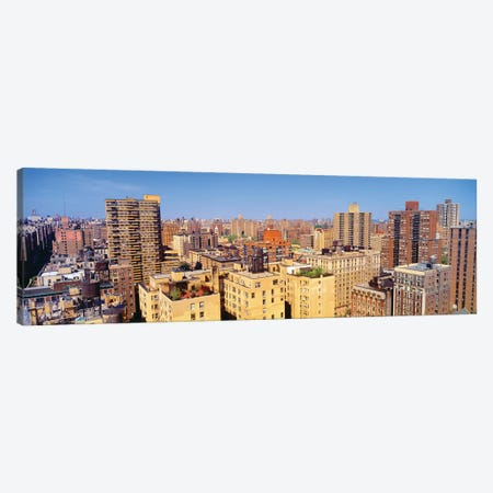 Skyline, Upper West Side, Manhattan, New York City, New York, USA Canvas Print #PIM14074} by Panoramic Images Canvas Art Print