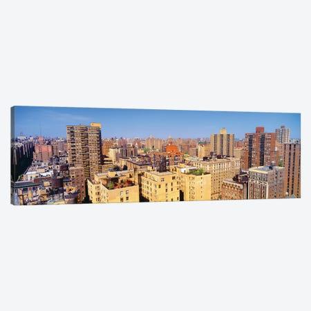 Skyline, Upper West Side, Manhattan, New York City, New York, USA Canvas Print #PIM14074} by Panoramic Images Canvas Art Print