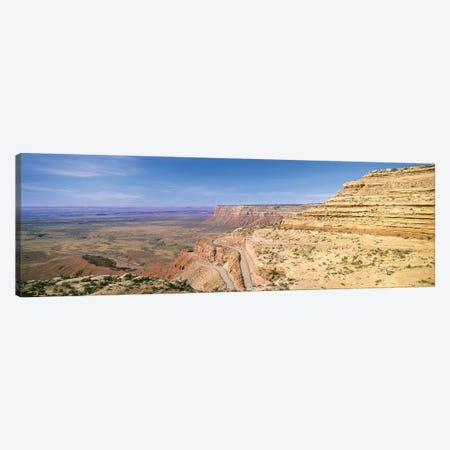 Muley Point, San Juan County, Utah, USA Canvas Print #PIM14079} by Panoramic Images Canvas Wall Art