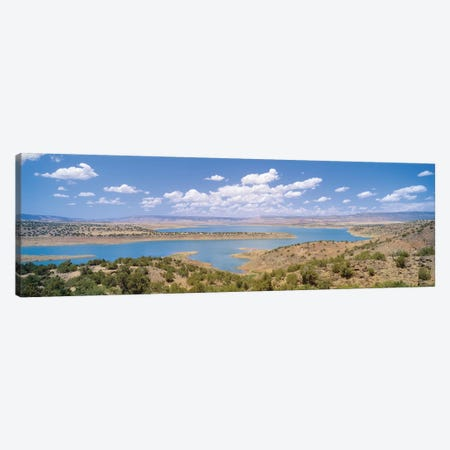 U.S. Army Corps of Engineers Abiquiu Lake Reservoir, Rio Arriba County, New Mexico, USA Canvas Print #PIM14080} by Panoramic Images Canvas Art Print