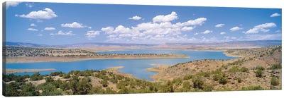 U.S. Army Corps of Engineers Abiquiu Lake Reservoir, Rio Arriba County, New Mexico, USA Canvas Print #PIM14080