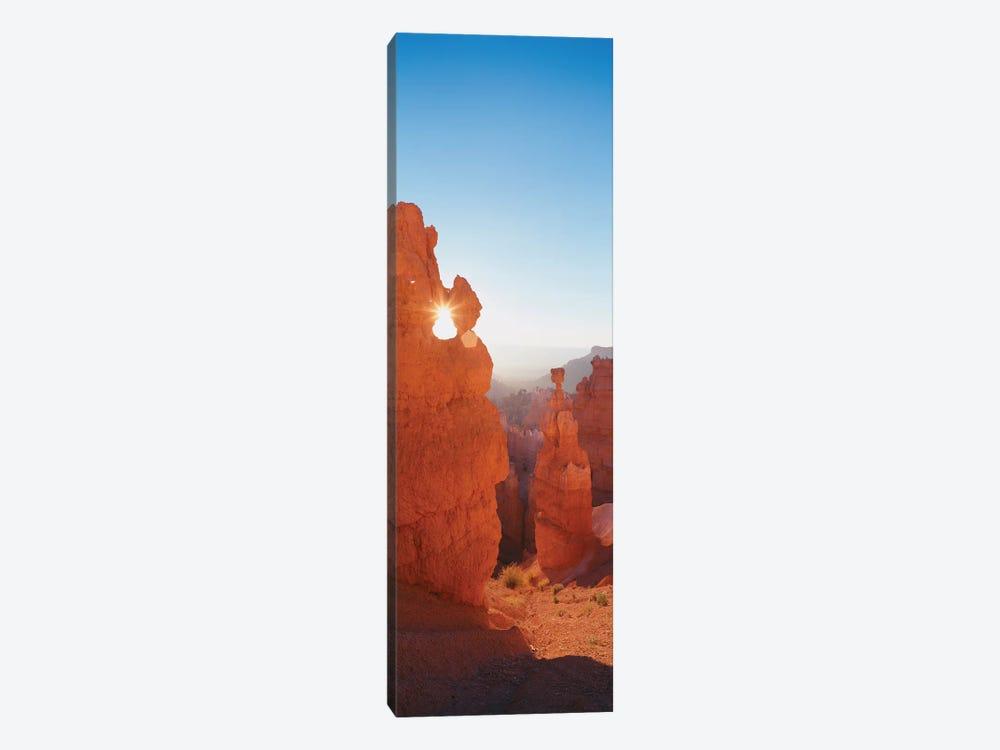 Hoodoos at Sunrise, Bryce Canyon National Park, Utah, USA by Panoramic Images 1-piece Art Print