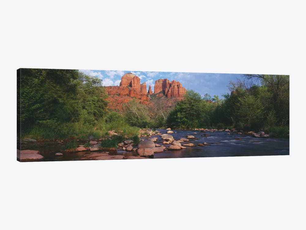 Cathedral Rock, Coconino National Forest, Sedona, Yavapai County, Arizona by Panoramic Images 1-piece Canvas Art Print