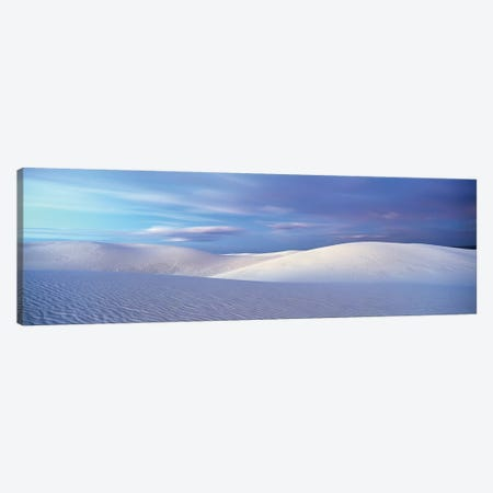 Landscape I, White Sands National Monument, New Mexico, USA Canvas Print #PIM14085} by Panoramic Images Canvas Art