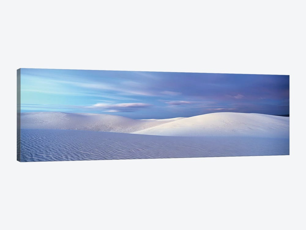 Landscape I, White Sands National Monument, New Mexico, USA by Panoramic Images 1-piece Art Print