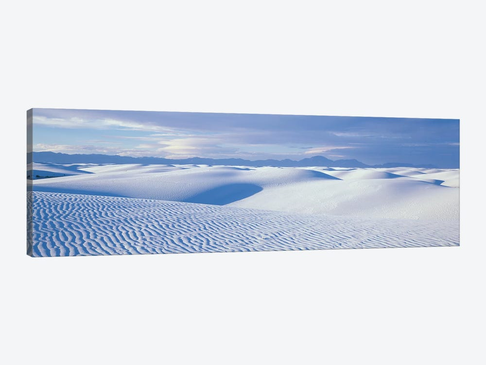 Landscape II, White Sands National Monument, New Mexico, USA by Panoramic Images 1-piece Canvas Art