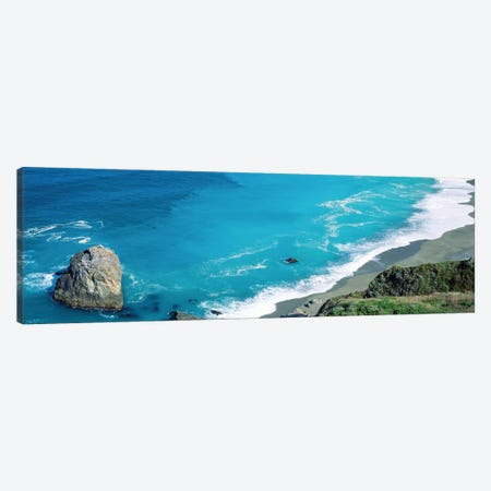 Turquoise Waters of the Pacific Ocean I Canvas Print #PIM14114} by Panoramic Images Canvas Artwork