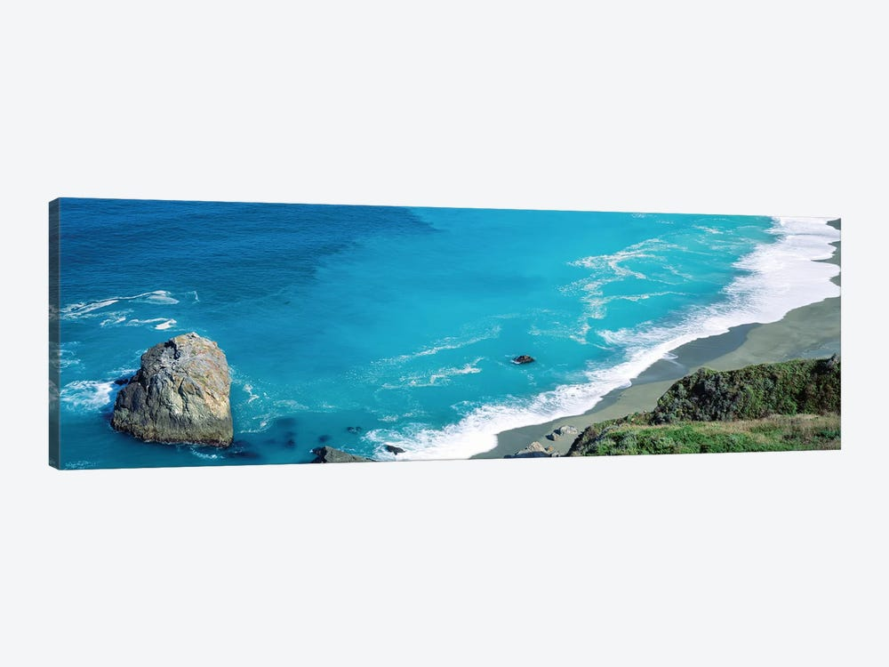 Turquoise Waters of the Pacific Ocean I by Panoramic Images 1-piece Canvas Artwork