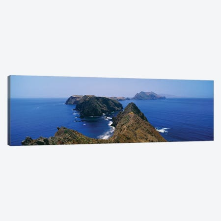 Anacapa Island, Channel Islands National Park, Ventura County, California, USA Canvas Print #PIM14116} by Panoramic Images Canvas Artwork