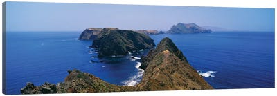 Anacapa Island, Channel Islands National Park, Ventura County, California, USA Canvas Art Print