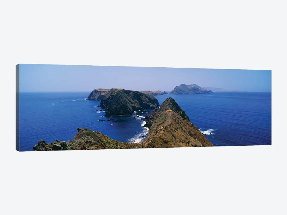 Anacapa Island, Channel Islands National Park, Ventura County, California, USA by Panoramic Images 1-piece Canvas Art