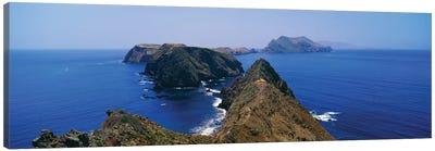 Anacapa Island, Channel Islands National Park, Ventura County, California, USA Canvas Art Print