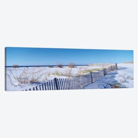 Seashore Landscape, Santa Rosa Island, Florida, USA Canvas Print #PIM14122} by Panoramic Images Canvas Art