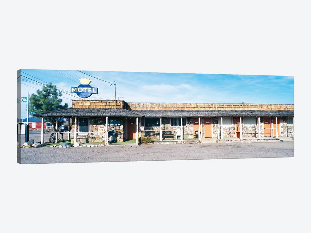 Old Motel, Tonopah, Nye County, Nevada, USA by Panoramic Images 1-piece Art Print
