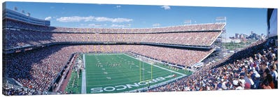 Aerial View I, Mile High Stadium, Denver, Denver County, Colorado, USA Canvas Print #PIM14133
