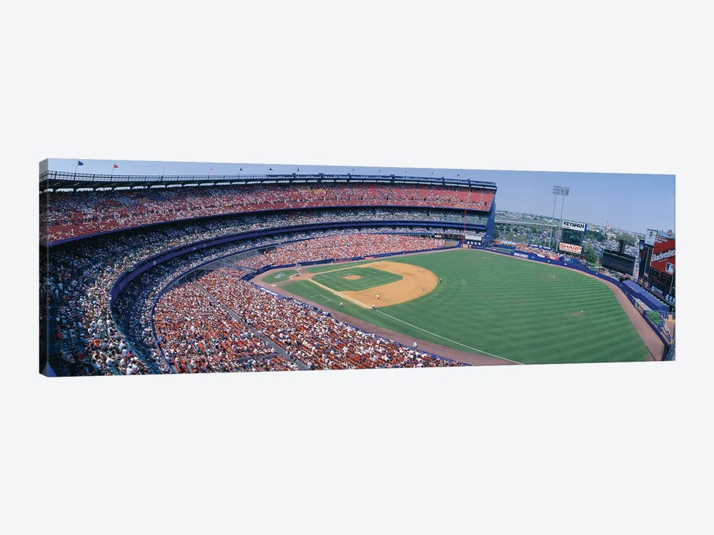 Aerial View II, Shea Stadium, Flushing, Queens, New York City, New York, USA by Panoramic Images 1-piece Canvas Art