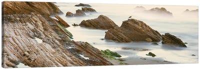 Coastal Rock Formations, Gaviota, Santa Barbara County, California, USA Canvas Print #PIM14143
