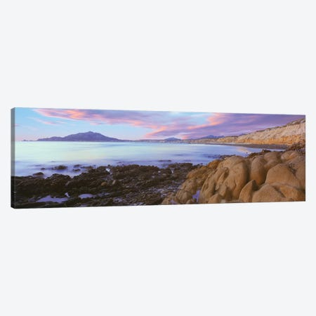Coastal Landscape I, Cabo Pulmo National Marine Park, Baja California Sur, Mexico Canvas Print #PIM14144} by Panoramic Images Art Print
