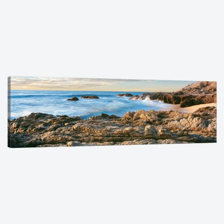 Coastal Landscape I, Cerritos Beach (Playa Los Cerritos), Todos Santos, Baja California Sur, Mexico Canvas Print #PIM14148} by Panoramic Images Canvas Wall Art