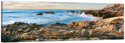 Coastal Landscape I, Cerritos Beach (Playa Los Cerritos), Todos Santos, Baja California Sur, Mexico Canvas Art Print