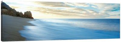 Sunset Seascape, Cabo San Lucas, Baja California Sur, Mexico Canvas Art Print