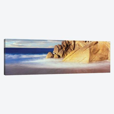 Coastal Rock Formations I, Cabo San Lucas, Baja California Sur, Mexico Canvas Print #PIM14152} by Panoramic Images Canvas Art Print