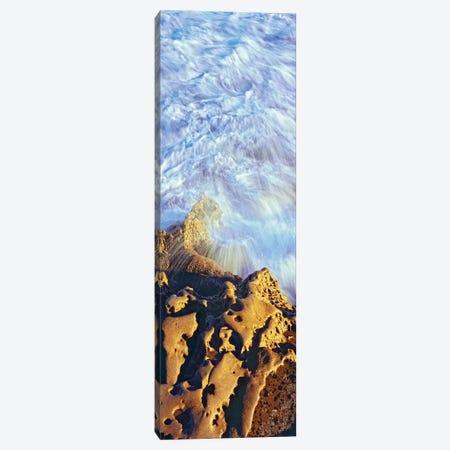 Coastal Rock Formations, Bird Rock, La Jolla, San Diego, San Diego County, California, USA Canvas Print #PIM14153} by Panoramic Images Art Print