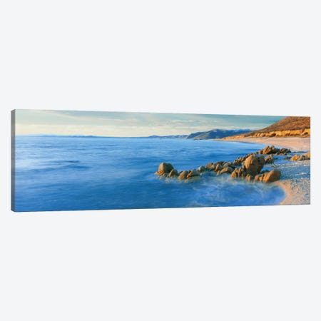 Coastal Landscape, Punta Pescadero, Bahia Las Palmas, Baja California Sur, Mexico Canvas Print #PIM14157} by Panoramic Images Canvas Wall Art